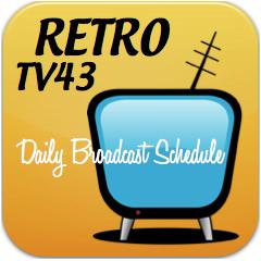 Retro TV 43